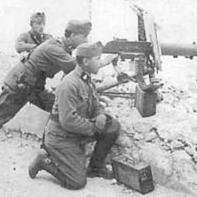 Premiere Guerre Mondial au Front timeline
