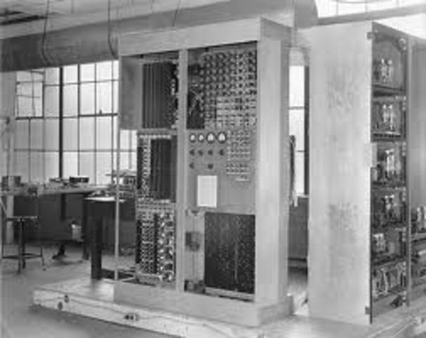 EDVAC:Electronic Discrete Variable Automatic Computer;