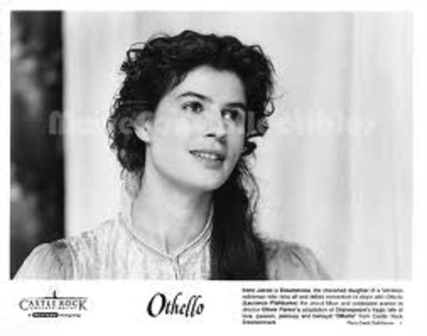 Othello meets Desdemona