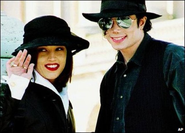Michael jackson was married