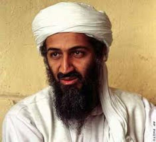 Osama Bin Ladin Died