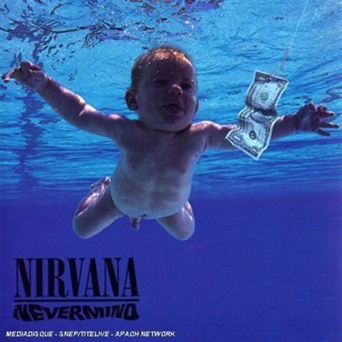 Nirvanas Album (Nevermind)