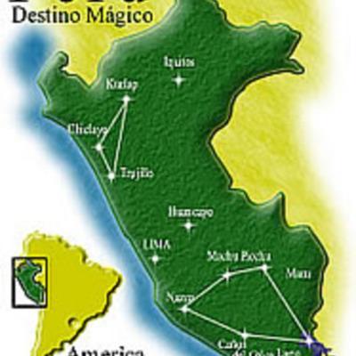 Instauración del virreynato del Perú timeline