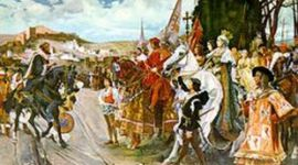 The Siege of Granada timeline