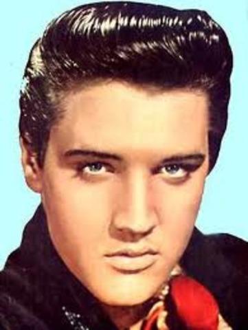 1950s Elvis Presley