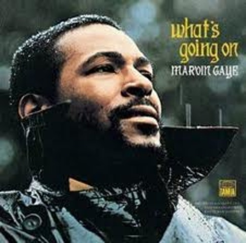1970s Marvin Gaye