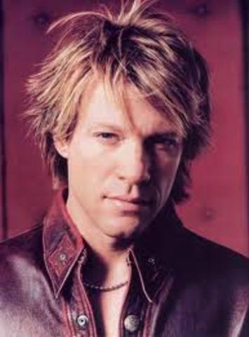 1980s Bon Jovi