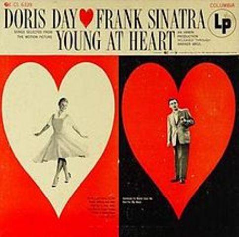 """Senatra Releases """"Young at Heart"""