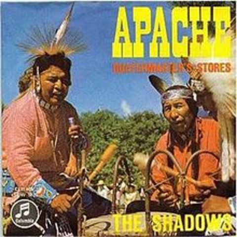 """Apache"" The Shadows"