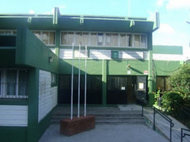 Empiezo el curso en un nuevo colegio, Colegio Público Reyes Católicos
