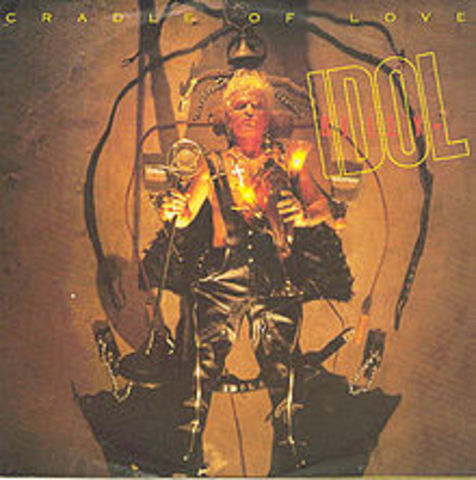 """Cradle of Love"" Billy Idol"