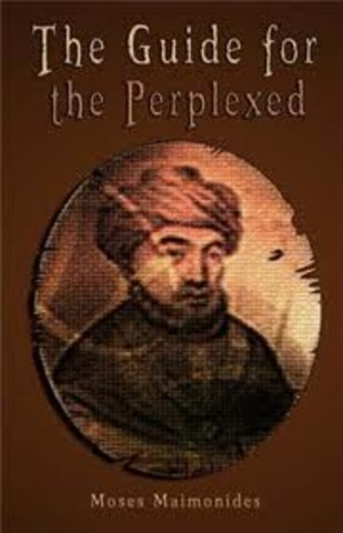 Maimonides writes the Guide for the Perplexed