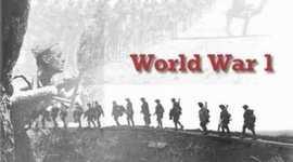 World War One Canadian Battles timeline