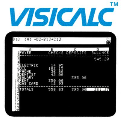 23 de mayo 1978,visicalc timeline