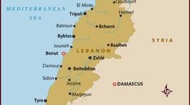 Timeline of Lebanon