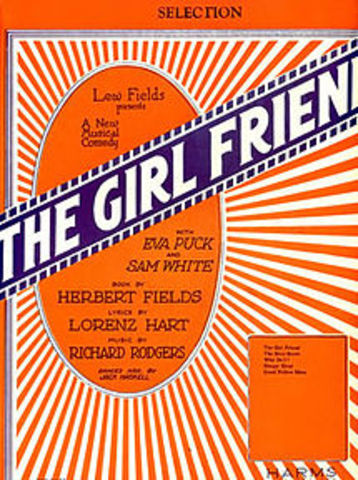 "Rodgers-Opening of ""The Girlfriend"""