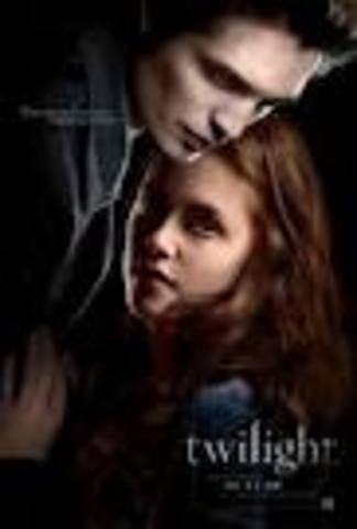 The Movie Twilight was released November 21 2008