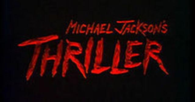 Thriller Music Video Release