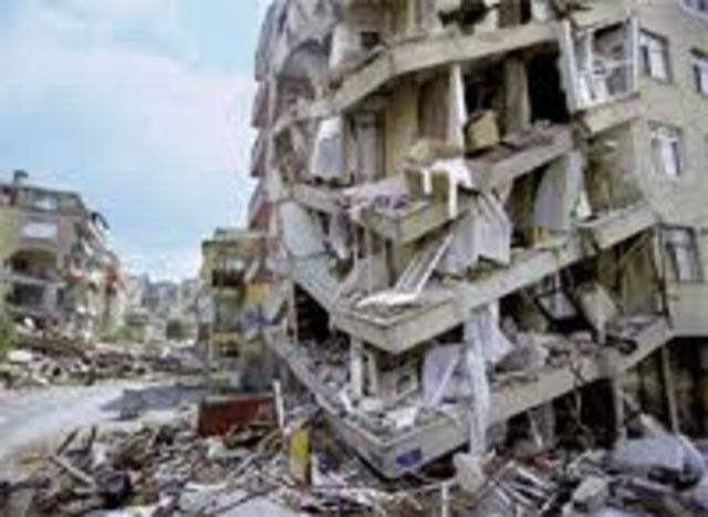 7.4 Earthquake