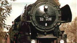 Geschiedenis van de trein  timeline