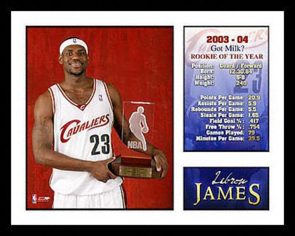 LeBron James timeline   Timetoast timelines