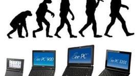 LA EVOLUCION DE LA COMPUTADORA timeline