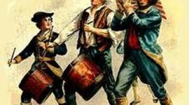 The Major Battles of the American Revolution timeline