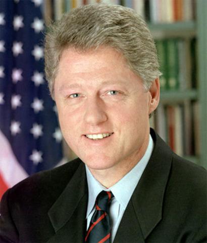 President  Cliton