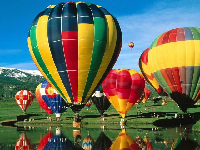 Invention of Hot Air Balloons