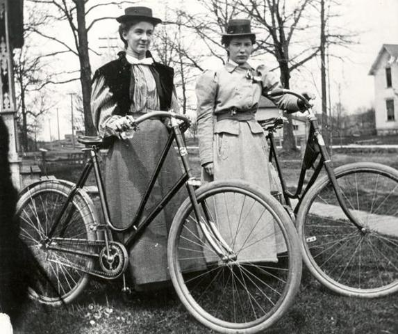 Invention of Bicycles