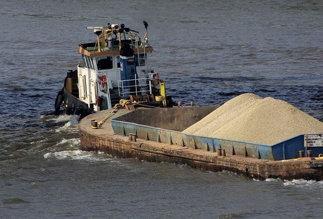 Invention of Barges