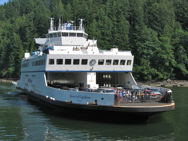 Invention of Ferries