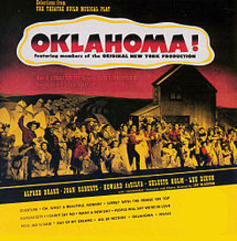 "Rodgers and Hammerstein- Opening of ""Oklahoma!"""