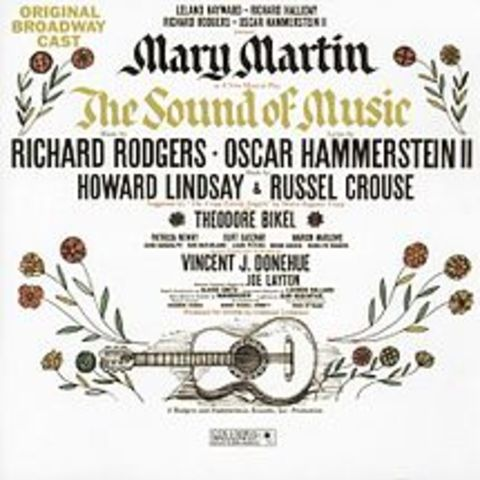 "Rodgers and Hammerstein- Opening of ""The Sound of Music"""