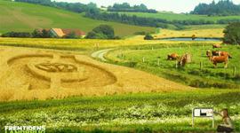 Landbrugets udvikling 1780-1914 timeline