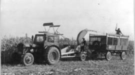 landbrugets udvikling timeline