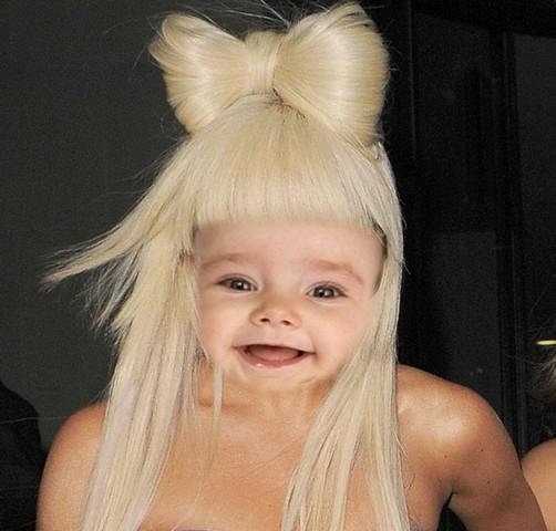 Lady Gaga was born!