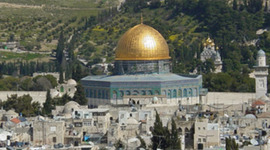 The Dome of the Rock timeline