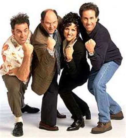 Last Episode of Seinfeld