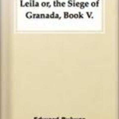 The Siege of Granada, Spain timeline