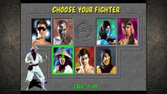 Gaming Graphics - Mortal Kombat timeline | Timetoast timelines