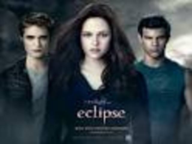 Eclips movie was released
