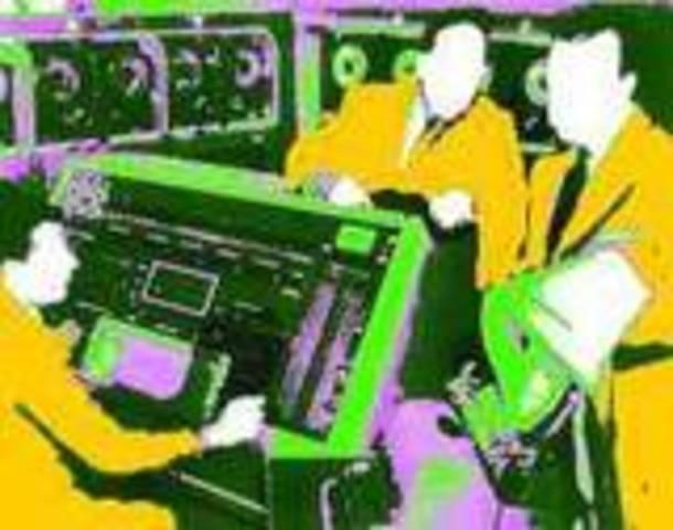 John Presper Eckert & John W. Mauchly UNIVAC Computer