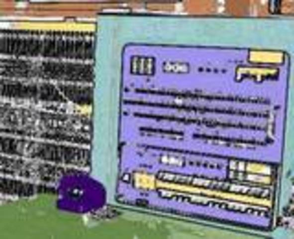 International Business Machines IBM 701 EDPM Computer