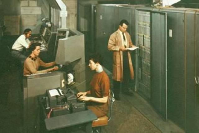 John Backus & IBM FORTRAN Computer Programming Language