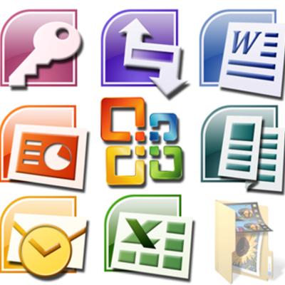 Historia y Evolución de los procesadores de texto timeline