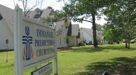 The History of Immanuel Presbyterian Church timeline
