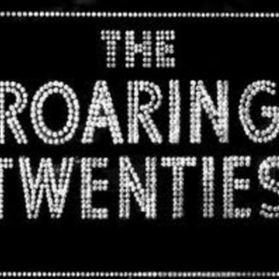 The Roaring 20's timeline