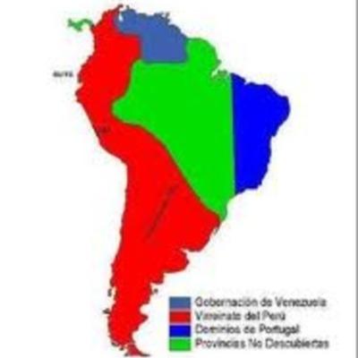 Instauración del Virreinato en el Perú timeline
