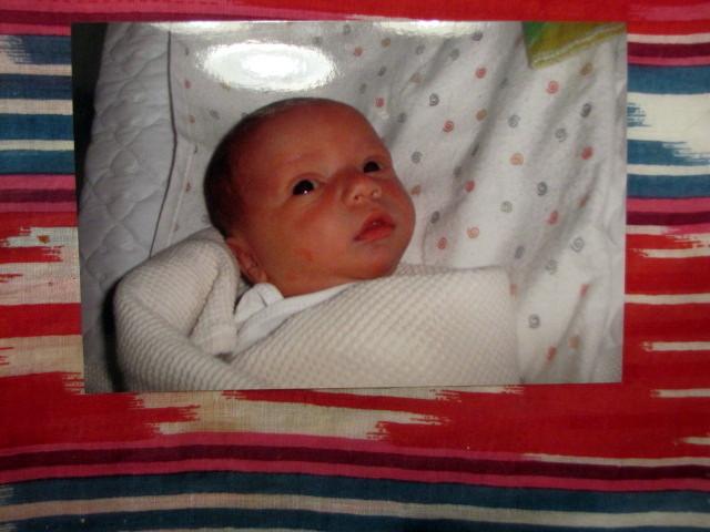 I'm born